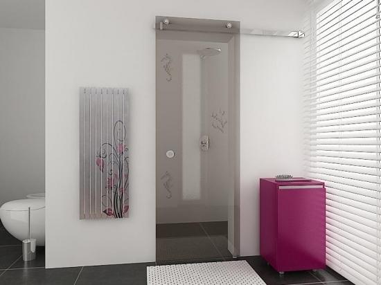 Schuifdeuren voor de badkamer