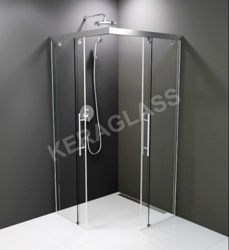 Shower enclosure London Chrome Plus *NEW*