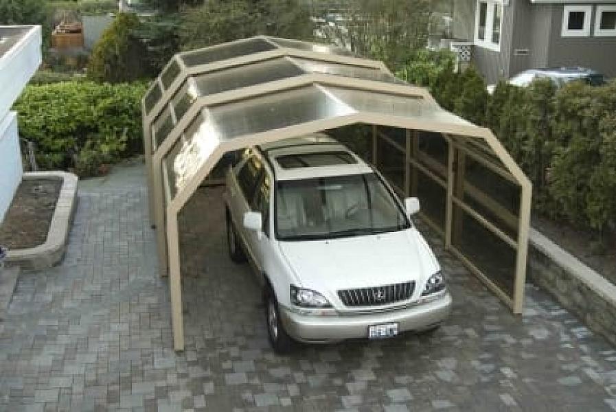 Телескопична гаражна система
