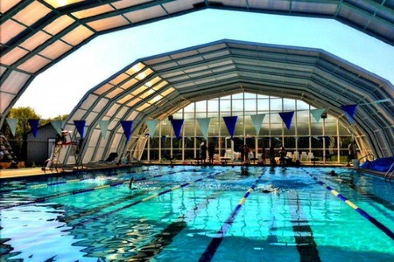 Покриване на басейни Open space