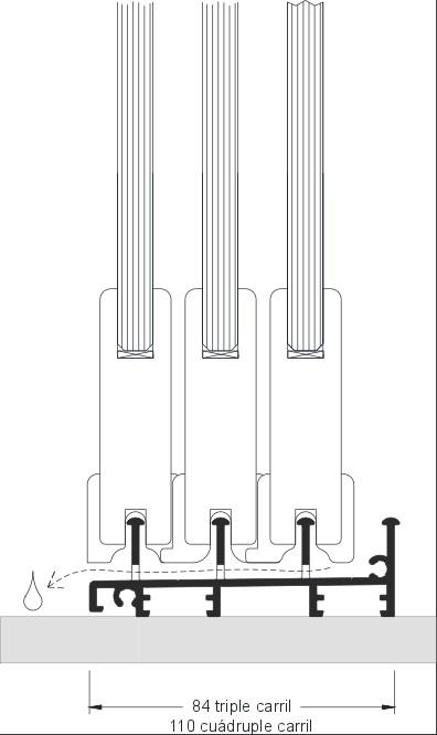 Система за остъкляване Бърно 100 Макси
