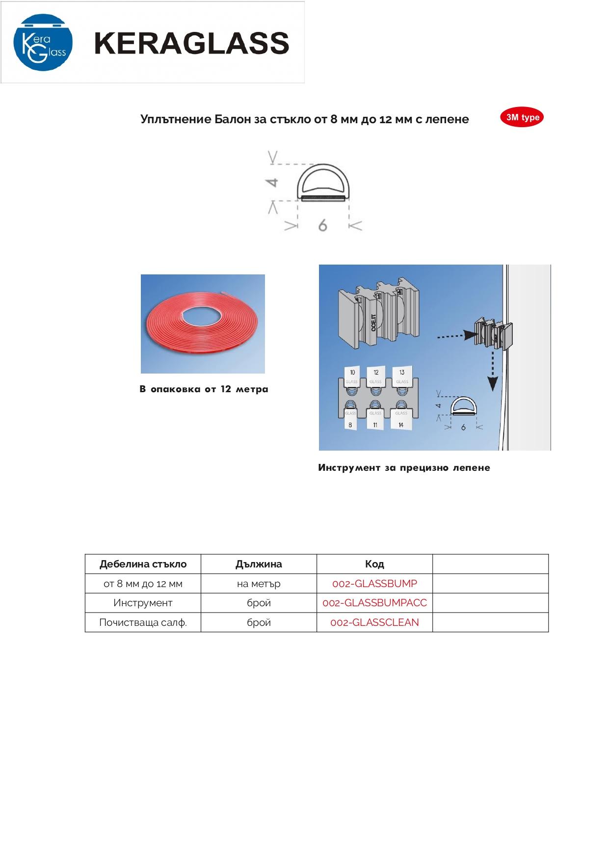 Уплотнения, магниты и профили