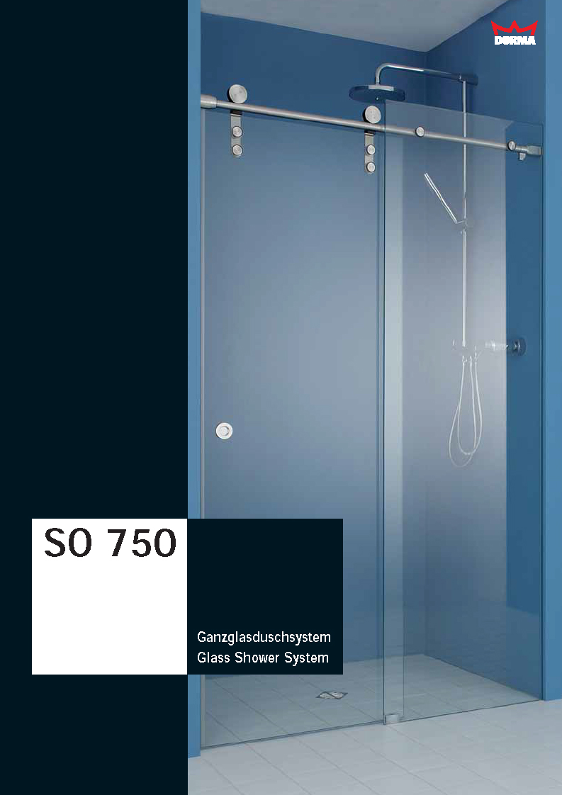 DORMA SO 750