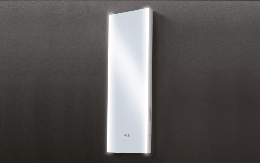 Огледало с фоново осветление - GEMINI