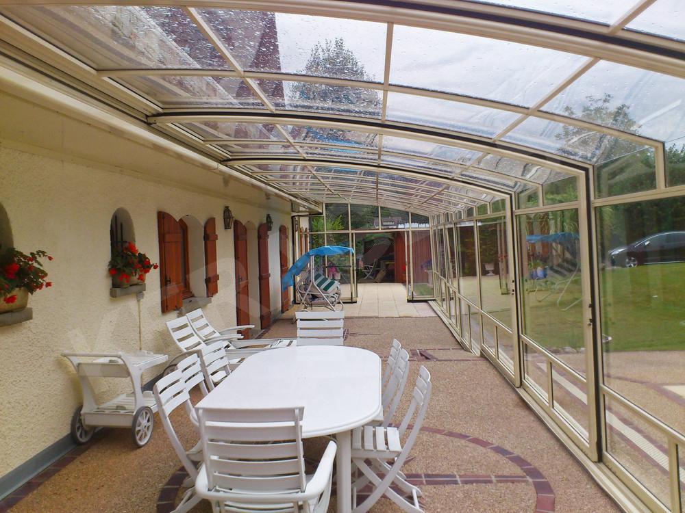 Стъклена зимни градини - Братислава