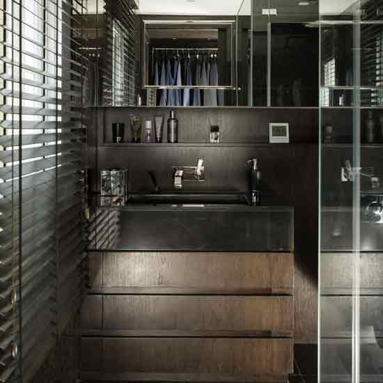 Bathrooms Should Not Carry The Spirit Of A Clinic. This Deluxe Bathroom Has  A Built In Shower Cabin And Enough Room For A Wet Room.